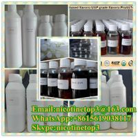 Pure nicotine and high concentrated tobacco aroma and fruit flavor and mint flavor