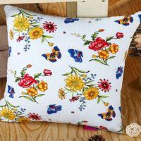 2014 new design 100 cotton gift dobby baby bolster pillow