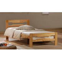 (WG-B-5031) simple design pine wood single bed thumbnail image