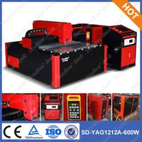 SD-YAG1212A-600W CNC Small-scale YAG Metal Laser Cutting Machine with factory price thumbnail image