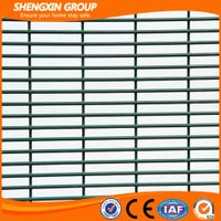 High Security 358 Prison Mesh Fencing
