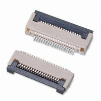 0.5mm FPC Connectors with SMT and Right Angle Type thumbnail image