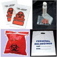 Medical Bags, Healthcare Bags, Patient's Bags, Pill Bag, Biohazard Bags, Specimen Bags, Hospital Bag