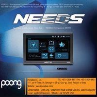 Car Navigation NEEDS X8000