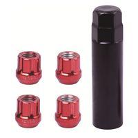 21mm Open end lug nut set M12X1.5 M12X1.25