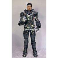 Amazing Human Avengers 4 Robot War Machine Cosplay Costumes For Halloween