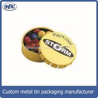 Clack click candies mint tin box/chocolate mints tins thumbnail image