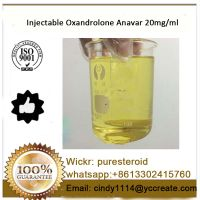 Healthy Oral Anabolic Steroids Oxandrolone 20mg/ml Anavar 20mg/ml Liquid for Fat Loss