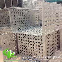 architectural perforated aluminum sheet
