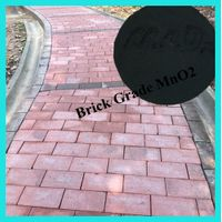 brick grade manganese dioxide powder