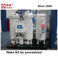 PSA Nitrogen Generator with N2 flow 100Nm3/h, Purity 99.999%