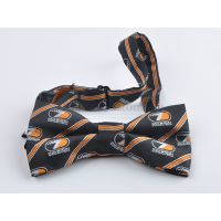 Custom silk woven pre tied bow tiesilk bowtie silk bow ties  thumbnail image