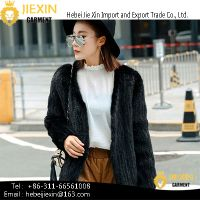 New Arrivel Discount Ladies Mink Fur Coat Women Jacket