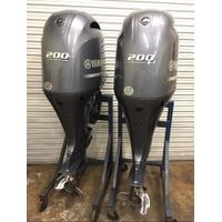 Fairly used boat engines 2 and 4 strokes available in stock thumbnail image
