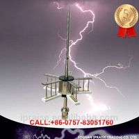 security camera INGESCO PDC5.3 lightning arrester rod