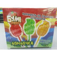 Promotional Ice Cream Glow Stick Lovely Shape Assorted Flavour Children's Best Love