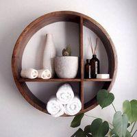 wooden shalf wall shalf Wood Floating Shelves Wooden Shelf Hanger wandplank Wall Shelves Mount Wall