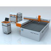 waterjet cutting machine for metals