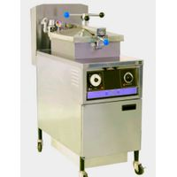 Gas chicken pressure fryer