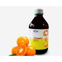 Nizen Vitamin C+D Fizzy Drink