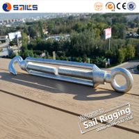 malleable iron commercial type turnbuckles