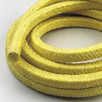 Kevlar or Aramid fiber packing