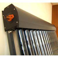 18 Vacuum Tubes Heat Pipe Solar Collector