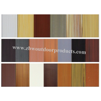 Supply Customized Plastic Solid Wood Board