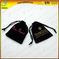 High quality custom design velvet jewelry pouch bag thumbnail image