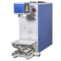 Portable laser marking&engraving machine