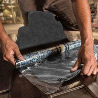 Automotive carpet protective film-Dealer must remove protective cover