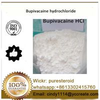 Bupivacaine Hydrochloride Bupivacaine HCL CAS 14252-80-3 Local Anesthetic Powder