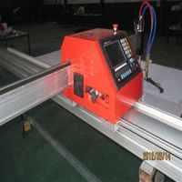 Portable cutting flame machine