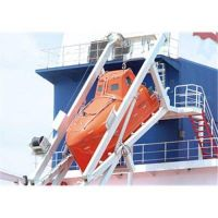 Solas rescue equipment free fall marine life boat lifeboat