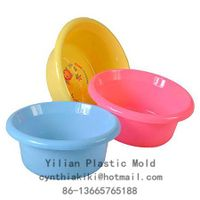 Commodity Mould bathroom washbasin plastic injection mould factory manufacturing