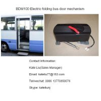 Anti-clamping Electric folding bus door system for minibus and city bus(BDM100)