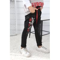 Hot Selling Boys Jeans Kids Straight Trousers Wholesale
