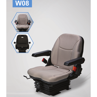 Seats for Tractor, Fork-lift, Combine(Model W08)
