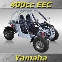 400cc Auto Yamaha Powered, EEC Buggy (GK400-2S)