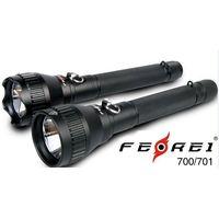 3 watt Rechargeable CREE Q5 Aluminum army LED flash light 700/701 thumbnail image