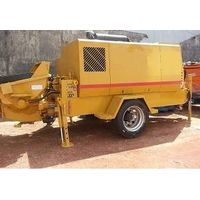 Used stationary concrete pump SUMAB P 90