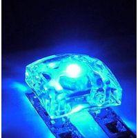Flat Top Super Flux LED (Blue)
