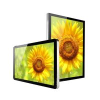 42 Inch Wall Mount LCD Advertising Touchscreen Monitor with Android System thumbnail image