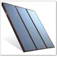 Flat-plate solar energy collector