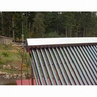 Solar thermal collector for the house thumbnail image