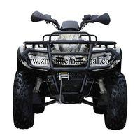 08' ZMC TITAN300 4X4 ATV, Quad, All Terrain Vehicle