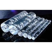 acrylic bubble rod/acrylic rod