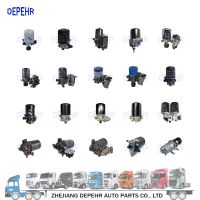 All Kinds of Air Dryer Processing Unit for Trucks