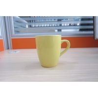 Ceramic Coffee Mug with Customized Designs and Printing, Meets FDA, LFGB, CPSIA, CA65 and 84/500/EEC