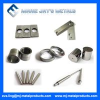 Custom carbide precision parts thumbnail image